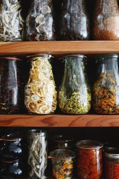 """a pantry of """"fresh spices and preserves"""" photo by Eric Wolfinger for @BarTartine"""