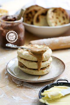 Mayasız Bazlama – Mutfak Sırları – Pratik Yemek Tarifleri Pancakes, Breakfast, Food, Morning Coffee, Essen, Pancake, Meals, Yemek, Eten