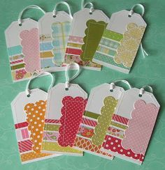 Beth-A-Palooza: Scrap Tags