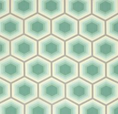 Tula Pink Bumble Fabric - Honeycomb-Jade - Fabric Summer Sale - off! Tula Pink Fabric, Cotton Fabric, Poplin Fabric, Fabric Tree, Bee Honeycomb, Free Spirit Fabrics, Dressmaking Fabric, So Little Time