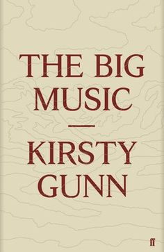 The 'Big Music' of the title of Kirsty Gunn's new novel is the pibroch, the formal music of the Highland bagpipes, the most intricate and demanding bagpipe music for both player and listener, far removed from the so-called 'little music' of dance tunes and marches. Kirsty Gunn weaves the pibroch's elaborate structure into a remarkable work of fiction, which is constantly evolving and reshaping. It's an ambitious novel that critics are calling a 'masterpiece'.