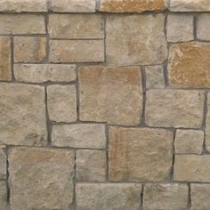 Chesshir Stone & Rock: Materials: Lueders, stone wall partitions for front or back deck
