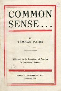 El que hem llegit: El seny de Thomas Paine i la negació de la tercera via als Estats Units