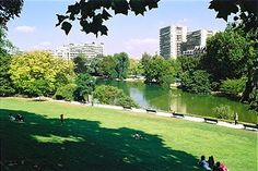 Parc Montsouris - ParisGuiden - Danmarks største hjemmeside om Paris