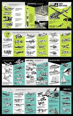 Monogram pocket catalog