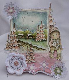 Merry Christmas in pink!!! - Scrapbook.com