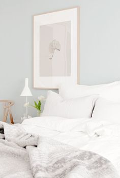 Master Bedroom Paint Colors Sherwin Williams Most Popular 2018 The Conspiracy 65 Light Blue Paint Colors, Light Blue Paints, Light Blue Walls, Best Paint Colors, Blue Bedroom Walls, Bedroom Wall Colors, Bedroom Decor, Calming Bedroom Colors, Master Bedroom