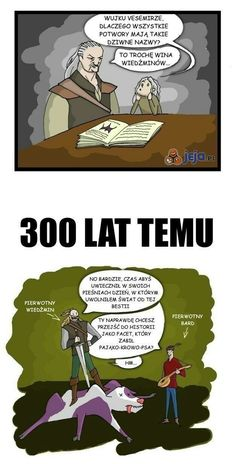 Wiedzminskie nazewnictwo by on DeviantArt Dankest Memes, Funny Memes, Jokes, The Witcher 3, Wild Hunt, Httyd, Everything, Haha, Fangirl