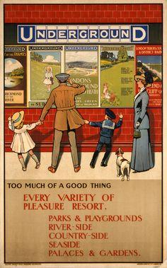 Poster by John Henry Lloyd