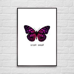 Small Home Interior Custom Name Butterfly Print- Nursery Art- Custom Nursery Name Print- Digital Download Print- Personalized Wall Art- Digital Download Print by UrbanArtStudioCo on Etsy.Small Home Interior  Custom Name Butterfly Print- Nursery Art- Custom Nursery Name Print- Digital Download Print- Personalized Wall Art- Digital Download Print by UrbanArtStudioCo on Etsy