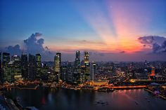 Goodbye Singapore. [by Juska Wendland, via Flickr]