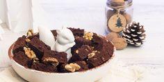 Brownies di Natale alle noci e zenzero - Coop