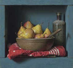 голландский натюрморт живопись - Поиск в Google