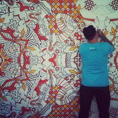 Joshua Davis... technologist/artist