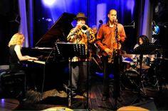 Katy Roberts Quintet at 45 degrés jazz club Paris  19 february 2016