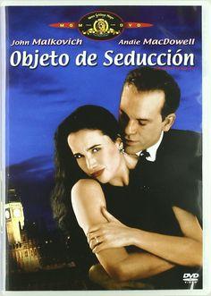 Objeto de seducción [Vídeo-DVD] / guión y dirección de Michael Lindsay-Hogg