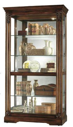 Fresh Howard Miller Martindale Curio Cabinet