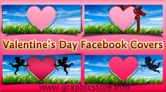 Valentine's Day Facebook Covers   silviubacky Valentine Heart, Valentines Day, Heart Frame, Timeline Covers, Romantic, Ads, Facebook, Software, Image