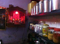 Holy kitchen!