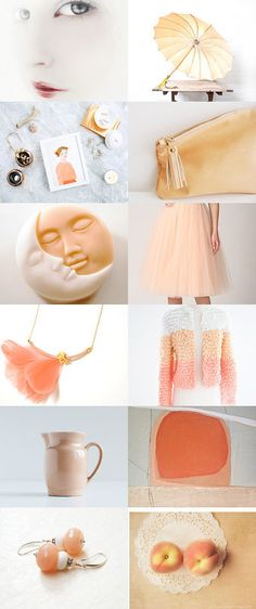 New Morning  by Slastidolls on Etsy--Pinned with TreasuryPin.com Etsy, Color, Colour, Colors