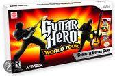 Guitar Hero: World Tour - Wii Gitaar Bundel