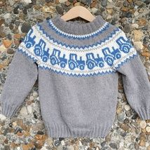 Baby Jumper, Fair Isle Pattern, Graphic Sweatshirt, Sweatshirts, Sweaters, Crafts, Craft Ideas, Inspiration, Patterns