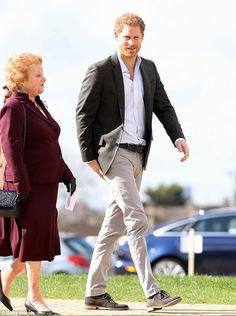 Lovestruck: Harry's girlfriendMeghan is believed to have flown into London from her Toron...
