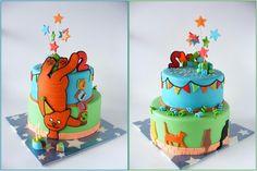 Dikkie Dik taart * made by http://www.facebook.com/KirstensTaartDromein
