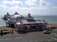 Eastbourne Pier - many good memories.