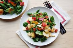 Beet & Cauliflower Salad