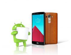 LG G4 irá receber Android Marshmallow brevemente