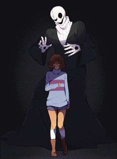 I wanna know more about Gaster! by heathazehero>>> YES MOAR GASTER he's so interesting. hope he shows up in hardmode if it ever comes out Undertale Comic, Undertale Love, Undertale Fanart, Sans E Frisk, Toby Fox, Underswap, The Villain, Game Art, Manga