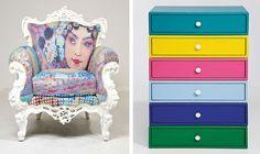 Muebles y complementos Pop Art – Revista Muebles – Mobiliario de diseño