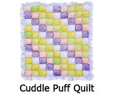 Diy Cuddle Puff Quilt
