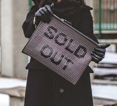 Photography By: Cameron Photography Zara: Sold Out black studded clutch :: Boots: Charlotte Russe high heel platform over the knee black boots :: Leggings: C/O Haute Hippie black ponte seamed pants :: Scarf: H&M black knit infinity scarf :: Sweater: Purchased from Ruby &…