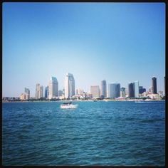 San Diego, One of My Favorite Places to Be!