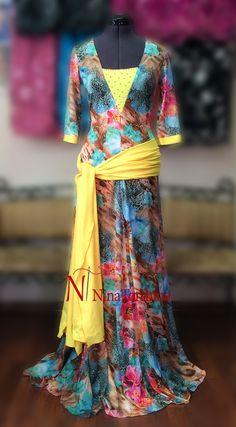 Нина Торшина - дизайнер эксклюзивных восточных костюмов и женской одежды