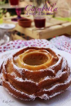 """l'angolo de """"la cake disaster"""": Ciambella al miele di lavanda..."""