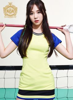AOA (Heart Attack) [3rd Mini Album] - Kwon Mina