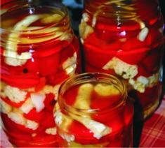 gogosari-in-otet-cu-miere Food, Canning, Romanian Recipes, Meals, Yemek, Eten