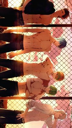 Kenka Banchou Otome: Girl Beats Boys ♡ Omg yes. 1st ep in and I'm crushing on so many bishounen