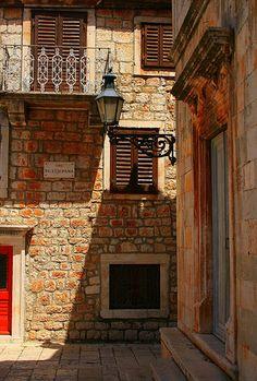 Stari Grad - Hvar - Dalmatia..Croatia
