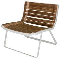 Blu Dot Blur Lounge Chair - Modern Chairs