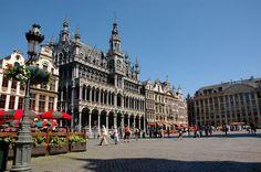 поездка в столицу Бельгии