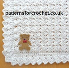 Blanket for Premature Baby http://patternsforcrochet.co.uk/premature-shawl-usa.html