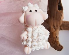 polymere clay sheep | ... Sheep,Clay sheep,clay Material,Air dry clay,air dry polymer clay,cake
