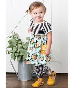 Matilda Jane Joanna Gaines Duckling Leggings Size 3-6 12-18 18-24 Months NWT