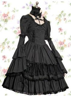 Aaaaand Another Lolita Dress