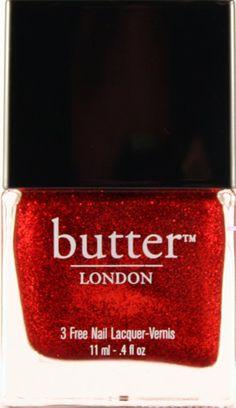 Butter London Polish. Chancer.