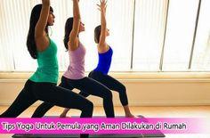 Tips Yoga Untuk Pemula yang Aman Dilakukan di Rumah #yoga #tipsyoga